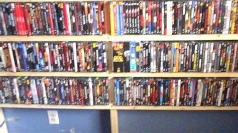 build a dvd cabinet home made dvd shelving unit and a shout out youtube