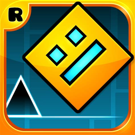 Help This Square Jump And Fly Through Danger In Geometry