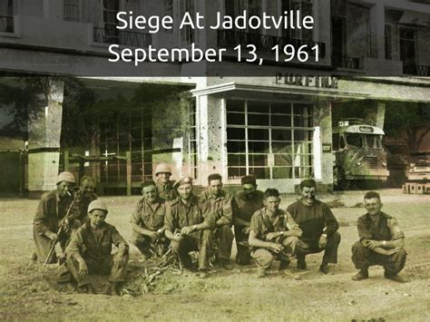 the siege the 55th anniversary of the siege at jadotville maverick