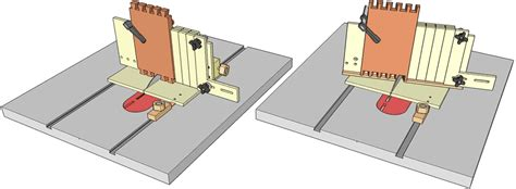 Table Saw Taper Jig Plans Mikel901eg