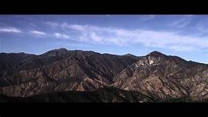 Mountain Timelapse - 4k Res - 68seconds