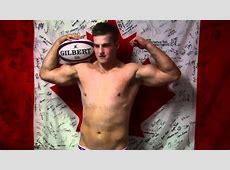 2011 Canadian Men's Team Calendar YouTube