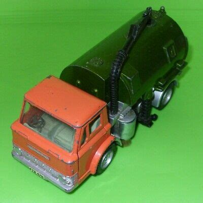 Dinky / 451 Ford D Series Johnston Road Sweeper   eBay