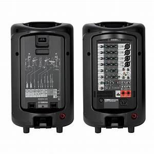 Yamaha Stagepas 400i : yamaha stagepas 400i all in one portable 400w pa system ~ Jslefanu.com Haus und Dekorationen