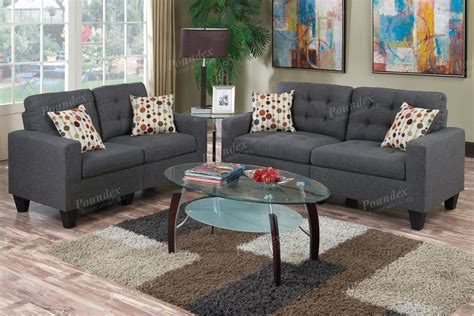 Grey And Loveseat by Grey Fabric Sofa And Loveseat Set A Sofa Furniture