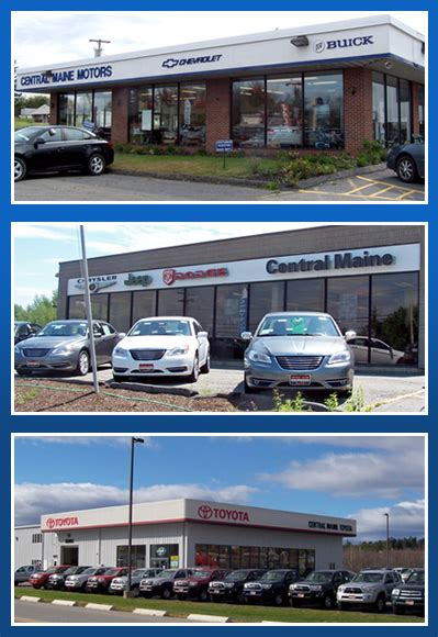 Central Maine Motors Chrysler by About Central Maine Motors Auto Auto Sales And