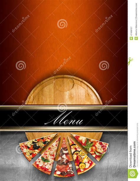decorator pattern c pizza pizza menu design stock illustration image 47498157