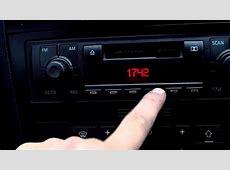 Radio Chorus Audi A4 Odblokowanie YouTube