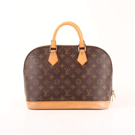 louis vuitton alma bag pm monogram  cbl bags