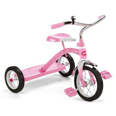 radio flyer  classic tricycle pink walmartcom