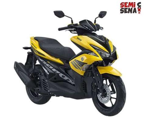 Review Yamaha Aerox 155vva harga yamaha aerox 155 vva 2017 review spesifikasi