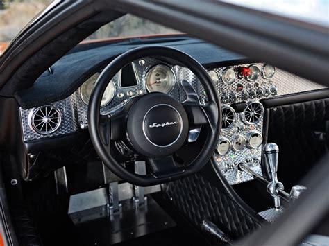 Spyker C8 Aileron (2008)