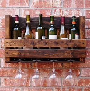 wine glass rack hanging wall mounted lustwithalaugh With kitchen colors with white cabinets with hanging wine bottle candle holder