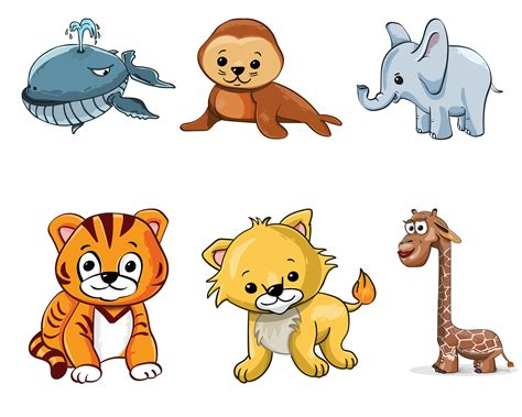 Zoo Clipart Lion Clipart Tiger Png Zoo Babies Clipart