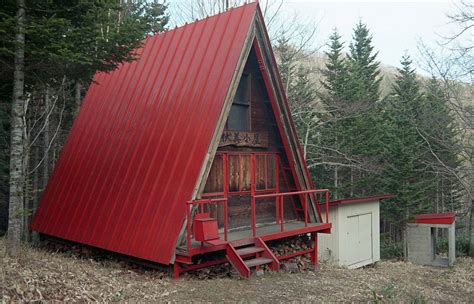 what is an a frame house small a frame hut tiny house swoon
