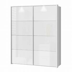 Schwebetürenschrank Hochglanz Weiß : schwebet renschrank sophie 5 wei hochglanz 200x210x61 ~ Lateststills.com Haus und Dekorationen