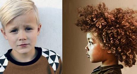 coiffure enfant garcon 2018