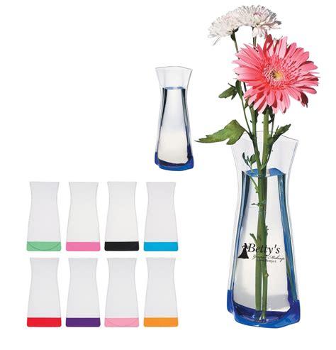 collapsible flower vase customized foldable flower vase promotional vases