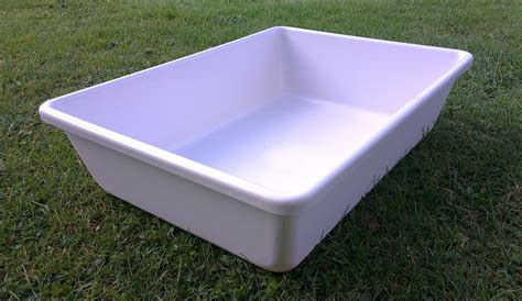 Large Tub by Real Use Large Plastic Tubs