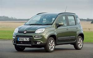 Fiat Panda 4X4 2013 Widescreen Exotic Car Pictures #6 of