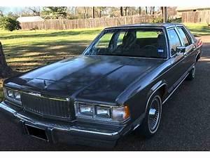 1989 Mercury Grand Marquis For Sale