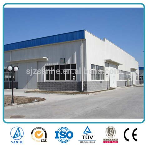 insulated storage shed low cost prefabricated light steel structure insulated 1894
