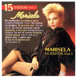 Marisela Discografía de Marisela con discos de estudio