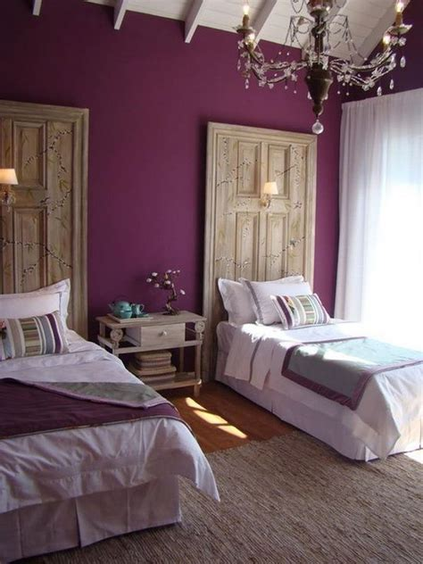 80 Inspirational Purple Bedroom Designs & Ideas Hative