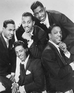 american vocal group  temptations glossy