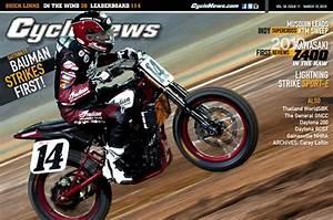 Cycle News Magazine #11: Daytona TT, Indy Supercross... - Cycle News
