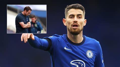 Chelsea midfielder Jorginho sticks boot in as he claims ex ...