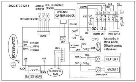 pioneer air conditioner ac mini split error codes and troubleshooting flowcharts