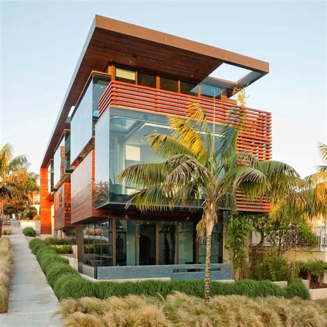 gambar rumah minimalis ala eropa  kayu gambar desain