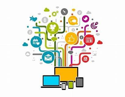 Marketing Digital Social Transparent Business