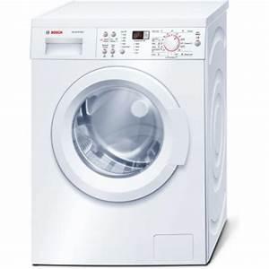 Bosch Waschmaschine Transportsicherung : bosch wap28378gb 8kg freestanding washing machine only av lounge ~ Frokenaadalensverden.com Haus und Dekorationen