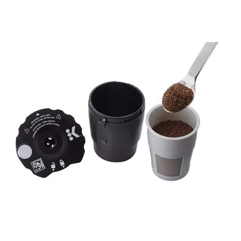 User rating, 4.4 out of 5 stars with 235 reviews. Keurig MY K-CUP Universal Reusable Ground Coffee Filter