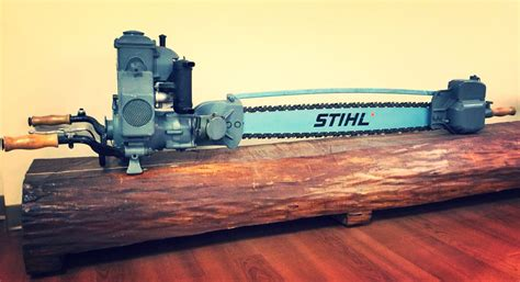 stihls   man chain  model stihl chainsaw