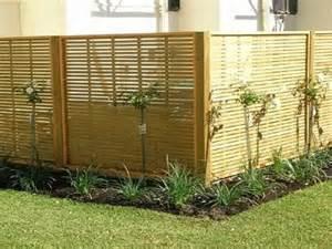 Horizontal Prefab Fence Panels Wood
