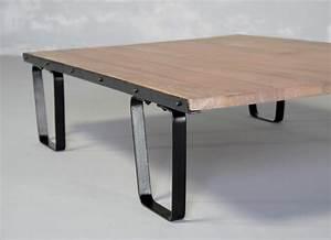 Pied De Table Metal Industriel : incroyable pied pour table basse original hi res fond d ~ Dailycaller-alerts.com Idées de Décoration