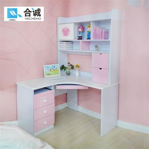 bureau de princesse enfants de bains coin princesse bois ordinateur