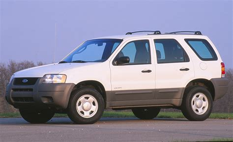Ford Escape 2001 by 2001 Ford Escape Information And Photos Momentcar