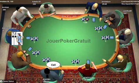 Jouer Au Poker Gratuit