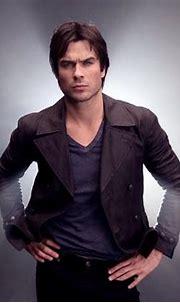 TVD Season 6 promo pic Damon | Vampire diaries, Ian ...