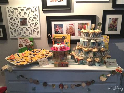 childrens book themed birthday party refresh living