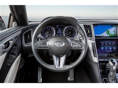 infiniti q60 interior 2018 infiniti q60 specs and features u s news world