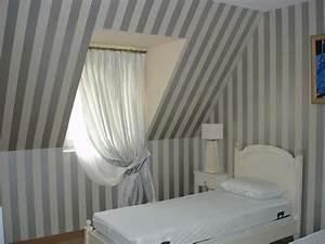 Rideau Fenetre Chambre : la mansarde mod le d pos rideau pour fen tre de toit made in france moderne chambre ~ Preciouscoupons.com Idées de Décoration