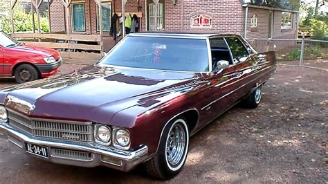 Buick Electra by Buick Electra Limited 1971