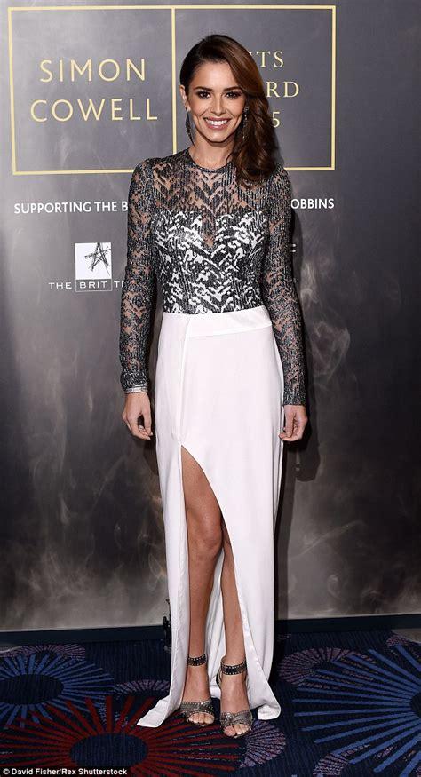 Cheryl Fernandez Versini Displays Her Super Slim Figure In