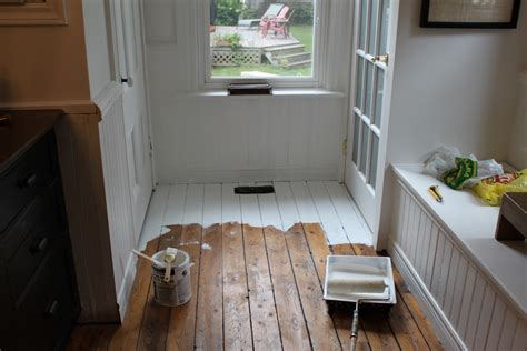 How To Best Painting Wood Floors