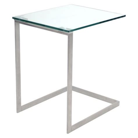 lumisource zenn glass end table walmart ca